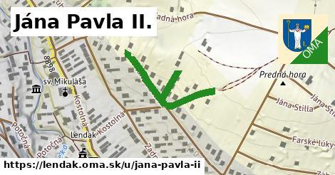 ilustrácia k Jána Pavla II., Lendak - 336m