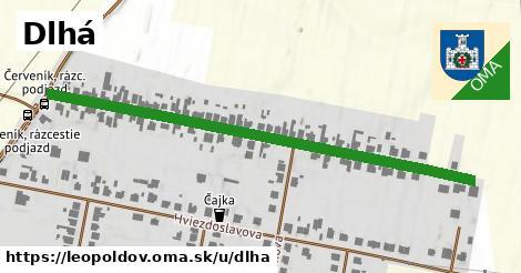 ilustračný obrázok k Dlhá, Leopoldov