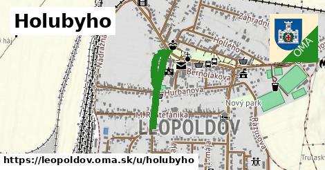 ilustrácia k Holubyho, Leopoldov - 217m
