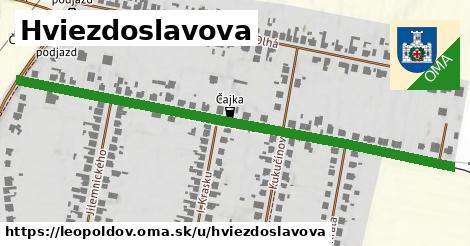 ilustračný obrázok k Hviezdoslavova, Leopoldov