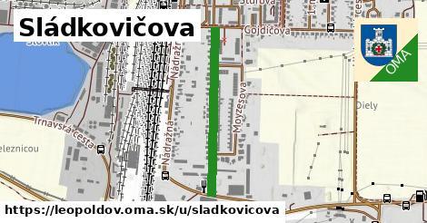 ilustrácia k Sládkovičova, Leopoldov - 591m