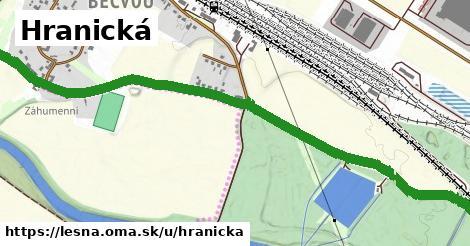 ilustrácia k Hranická, Lešná - 1,89km