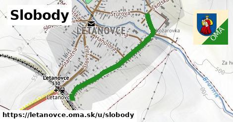 ilustrácia k Slobody, Letanovce - 0,83km