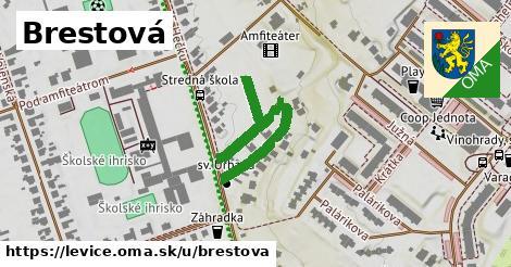 ilustrácia k Brestová, Levice - 148m