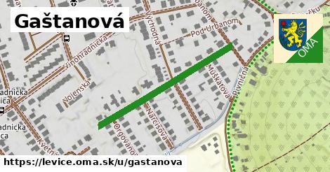ilustrácia k Gaštanová, Levice - 354m