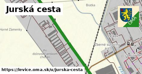 ilustrácia k Jurská cesta, Levice - 5,0km