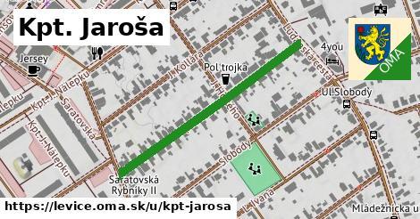 ilustrácia k Kpt. Jaroša, Levice - 399m