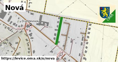 ilustrácia k Nová, Levice - 176m