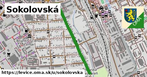 ilustrácia k Sokolovská, Levice - 0,80km