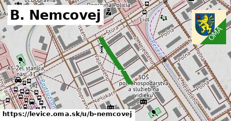 ilustrácia k B. Nemcovej, Levice - 180m