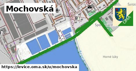 ilustrácia k Mochovská, Levice - 2,8km