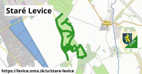 ilustrácia k Staré Levice, Levice - 8,8km