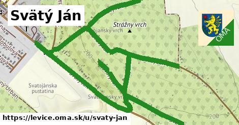 ilustrácia k Svätý Ján, Levice - 2,8km