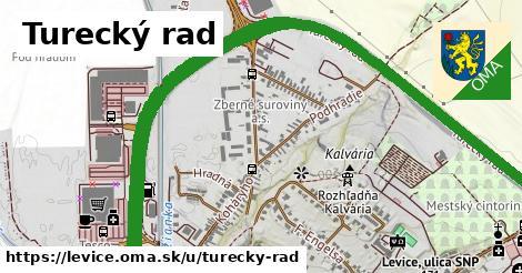 ilustrácia k Turecký rad, Levice - 3,5km