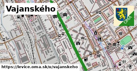 ilustrácia k Vajanského, Levice - 1,48km