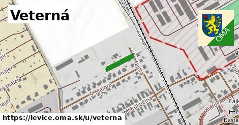 ilustrácia k Veterná, Levice - 256m