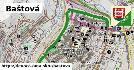 ilustrácia k Baštová, Levoča - 1,45km