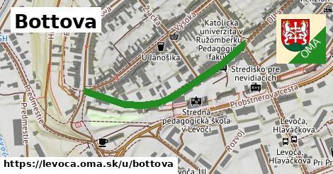 ilustrácia k Bottova, Levoča - 398m
