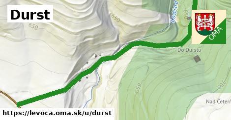 ilustračný obrázok k Durst, Levoča