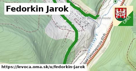 ilustrácia k Fedorkin Jarok, Levoča - 2,5km