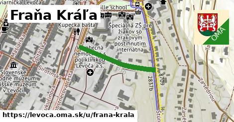 ilustrácia k Fraňa Kráľa, Levoča - 252m