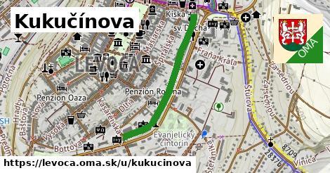 ilustrácia k Kukučínova, Levoča - 668m