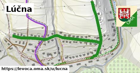 ilustrácia k Lúčna, Levoča - 0,78km