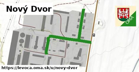 ilustrácia k Nový Dvor, Levoča - 329m