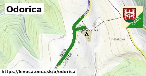 ilustračný obrázok k Odorica, Levoča