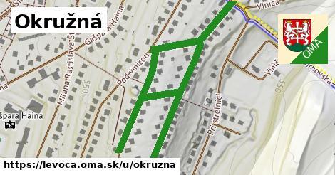 ilustrácia k Okružná, Levoča - 0,90km