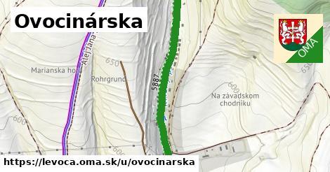 ilustrácia k Ovocinárska, Levoča - 2,1km