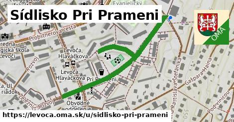 ilustračný obrázok k Sídlisko Pri Prameni, Levoča