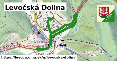 ilustrácia k Levočská Dolina, Levoča - 1,53km