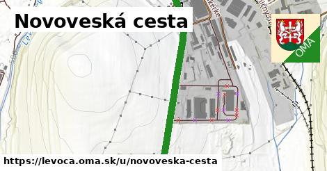 ilustrácia k Novoveská cesta, Levoča - 1,75km