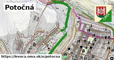 Potočná, Levoča