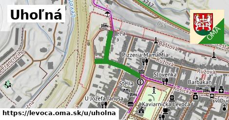 ilustračný obrázok k Uhoľná, Levoča