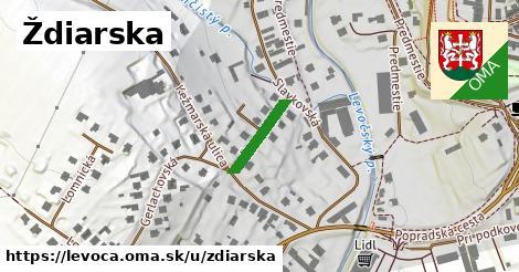 ilustrácia k Ždiarska, Levoča - 136m