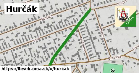 ilustrácia k Hurčák, Liesek - 364m