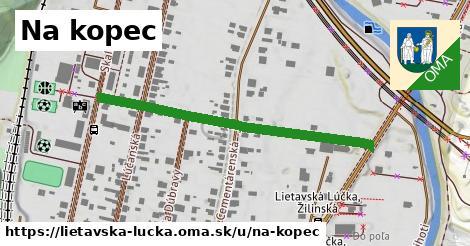 ilustrácia k Na kopec, Lietavská Lúčka - 439m