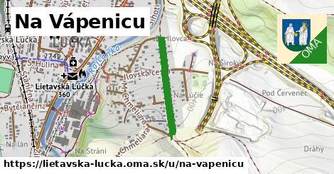 ilustrácia k Na vápenicu, Lietavská Lúčka - 442m