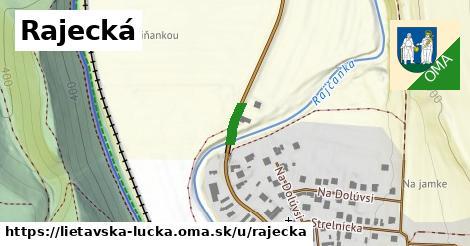 ilustrácia k Rajecká, Lietavská Lúčka - 68m