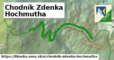 ilustrácia k Chodník Zdenka Hochmutha, Likavka - 0,77km