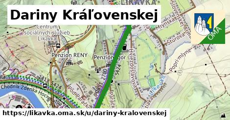 ilustrácia k Dariny Kráľovenskej, Likavka - 0,75km