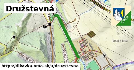 ilustrácia k Družstevná, Likavka - 550m