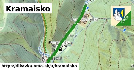 ilustrácia k Kramaisko, Likavka - 1,77km