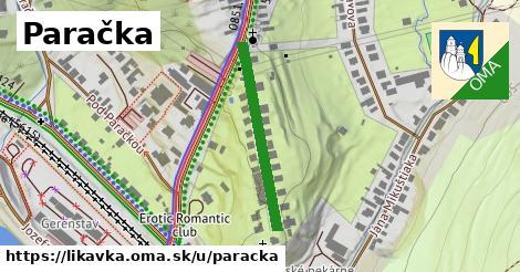 ilustračný obrázok k Paračka, Likavka