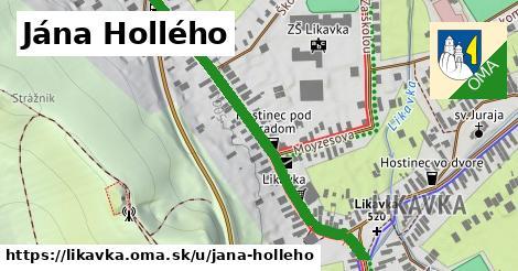 ilustrácia k Jána Hollého, Likavka - 481m