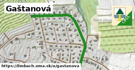 ilustrácia k Gaštanová, Limbach - 637m