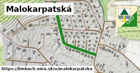 ilustrácia k Malokarpatská, Limbach - 413m