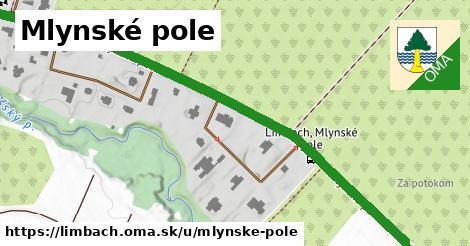 ilustrácia k Mlynské pole, Limbach - 0,86km